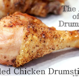 Grilling Chicken Drumsticks- The Art of Drummies