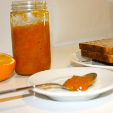 Yellow Plum and Apricot Jam
