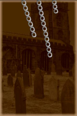 Halloween Ghost Chain