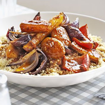 Five-a-day Tagine