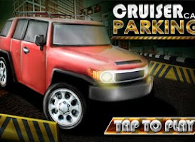 Screenshot of Cruiser Parking 3D City Drive