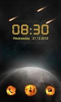 Screenshot of Doomsday GO Locker Theme