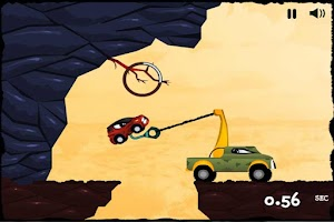 Screenshot of Crazy Car Racing & Car Yard