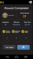 Screenshot of Trivia Burst ( Quiz )