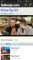 Screenshot of balkanje.com