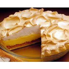 Traditional Peanut Butter Pie
