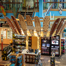 Ron Jon's Surf Shop by Tom Whitney - Buildings & Architecture Other Interior