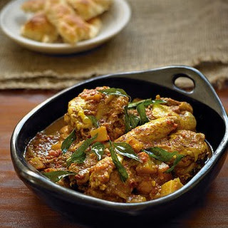 Indian-style Chicken Curry