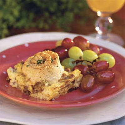 Southwest Brunch Casserole