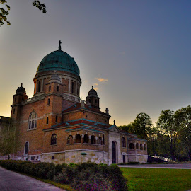 Mirogoj by Zeljko Kliska - City,  Street & Park  Historic Districts