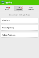 Screenshot of SEB Företag