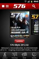 Screenshot of 576 KByte
