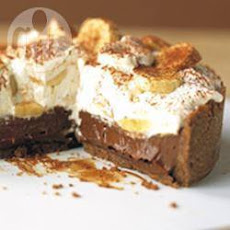 Cheat's Chocolate Banoffee Pie