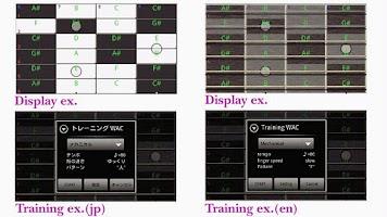 Screenshot of Guitar Training(Trial)