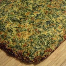 Low Carb Spinach-Cheese