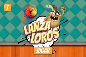 Screenshot of Lanzaloros