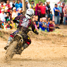 Motorcross by Seow Hong - Sports & Fitness Motorsports