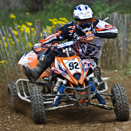 by Mike Ross - Sports & Fitness Motorsports ( nora mx, milton malsor, quad cross )