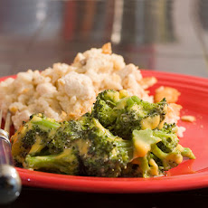 Rice, Broccoli, & Cheese Casserole