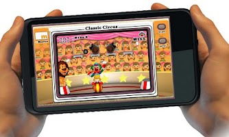 Screenshot of Classic Circus Lite