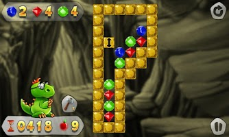 Screenshot of Daddy Dino Rocks