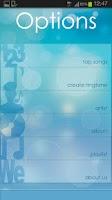 Screenshot of Music Blues - Music Downloader
