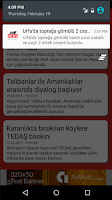 Screenshot of Firat News Agency