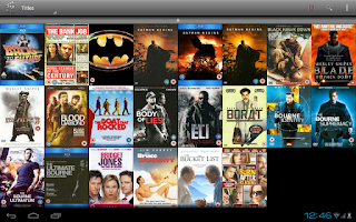 Screenshot of My Movies Free - Movie Library