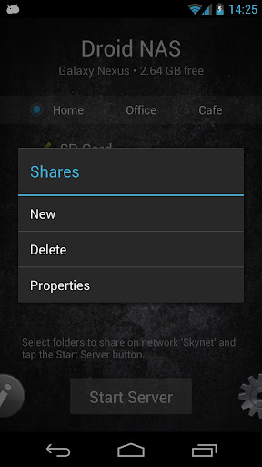 【免費生產應用App】Droid NAS-APP點子