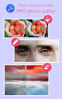Screenshot of Pic Frame - Photo Collage Grid