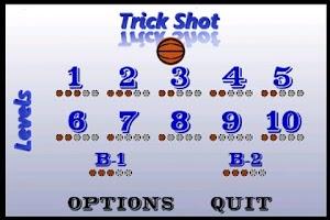 Screenshot of Trick Shot