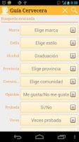 Screenshot of Guía Cervecera
