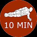 10 Minute Plank Calisthenics APK for Bluestacks
