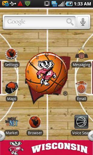 Wisconsin Badgers Theme