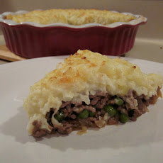 Cauliflower-Topped Shepherd's Pie