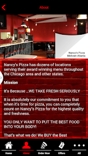 Midtown Nancy's Pizza - screenshot