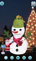 Screenshot of Snowman Maker