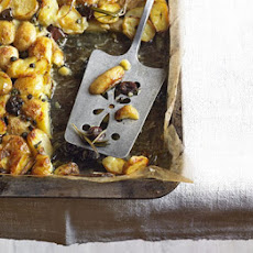 Crispy New Potato Bake