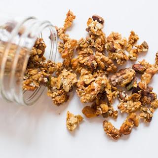 Granola Agave Nectar Recipes