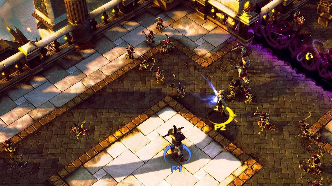 Sacred 3 gets a release date