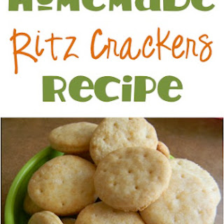 Homemade Ritz Crackers