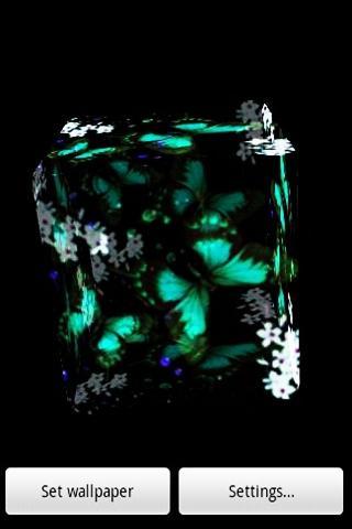三維蝴蝶30