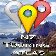 New Zealand Travel Guide Maps
