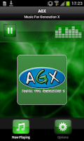 Screenshot of AGX
