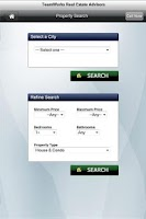 Screenshot of Realtor GA MLS Listings