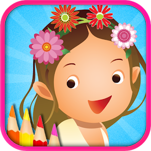 download coloring girl   draw amp doodle apk to pc