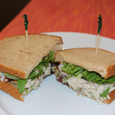 Clean Chicken Salad with Homemade Dairy-Free Mayonnaise