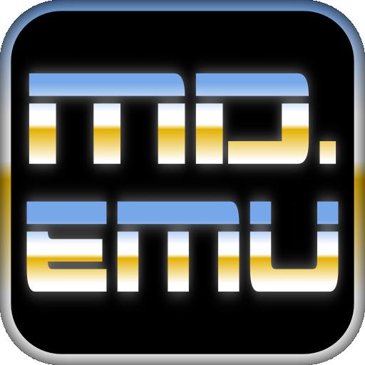 街機App|MD.emu LOGO-3C達人阿輝的APP