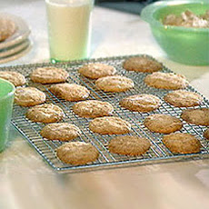 Lemon Ginger Drop Cookies