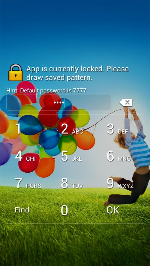 Perfect App Lock Pro Screenshot